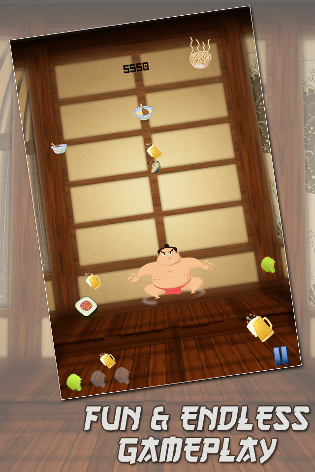 Screenshot Where's my Food Free Game