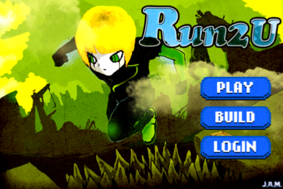 Screenshot run2u